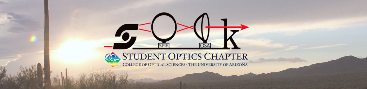 SOCK: The University of Arizona Student Optics Chapter