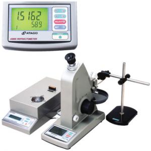 ATAGO's multi-wavelength Abbe refractometer