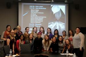 Women in STEM Mixer 2015